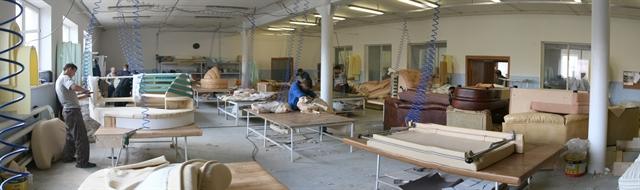 """Фабрика мебели """"логос-юг"""", эксклюзивная мягкая мебель, интер."""